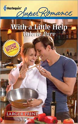 REVIEW: With a Little Help by Valerie Parv