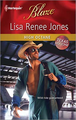 REVIEW: High Octane by Lisa Renee Jones & In the Line of Fire by Jennifer LaBrecque