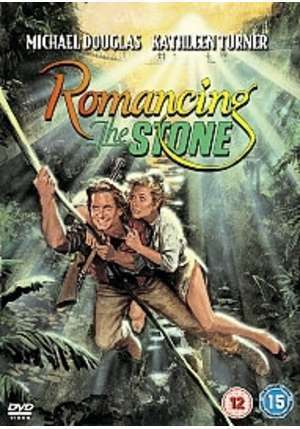 Friday Film Review: Romancing the Stone