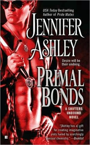 REVIEW:  Primal Bonds by Jennifer Ashley