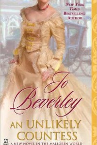 REVIEW: An Unlikely Countess by Jo Beverley