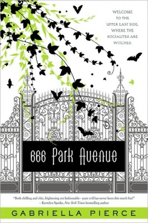 REVIEW: 666 Park Avenue by Gabriella Pierce