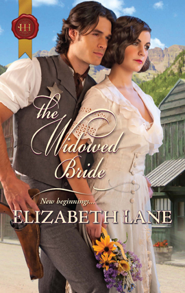 REVIEW: The Widowed Bride by Elizabeth Lane