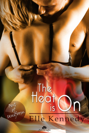 REVIEWS: Heat It Up, Heat of the Night, The Heat is On by Elle Kennedy