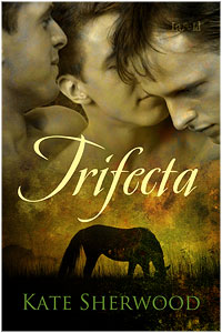 REVIEW: Trifecta by Kate Sherwood
