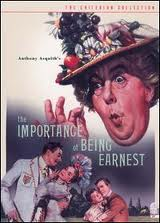 Friday Film Review: The Importance of Being Earnest
