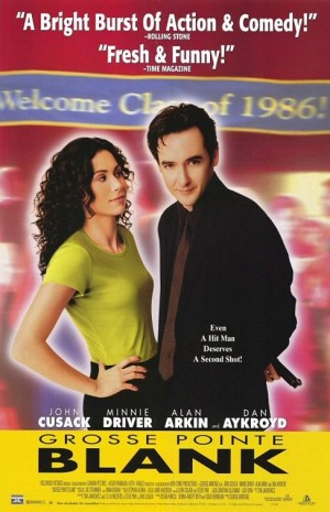 Friday Film Review: Grosse Pointe Blank