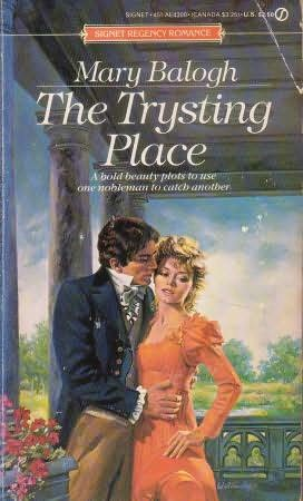 REVIEW: The Trysting Place by Mary Balogh