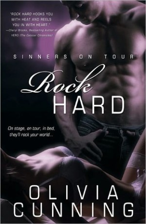REVIEW: Rock Hard by Olivia Cunning