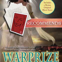 REVIEW: Warprize by Elizabeth Vaughan