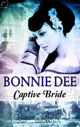 REVIEW: Captive Bride by Bonnie Dee
