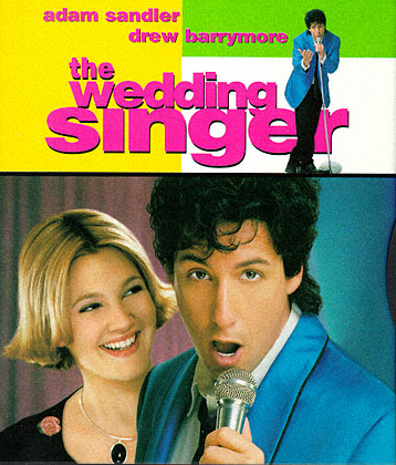 Friday Film Review The Wedding Singer