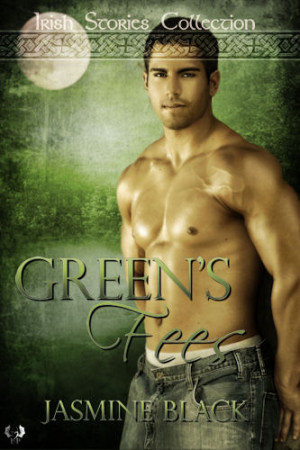 REVIEW: Green's Fees by Jasmine Black