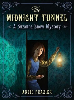 REVIEW:  The Secret of the Midnight Tunnel by Angie Frazier