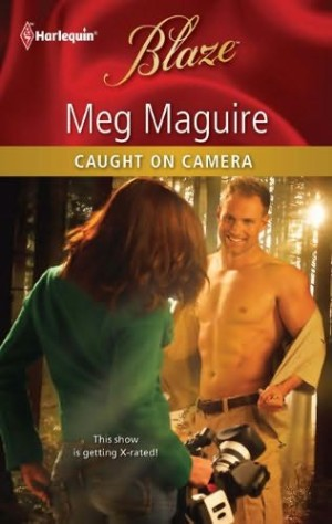 REVIEW: Caught on Camera by Meg Maguire