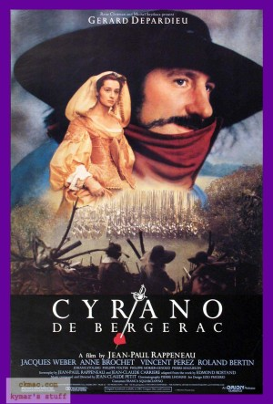 Friday Film Review: Cyrano de Bergerac