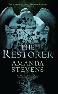 the restorer amanda stevens