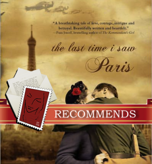 REVIEW: The Last Time I Saw Paris by Lynn Sheene