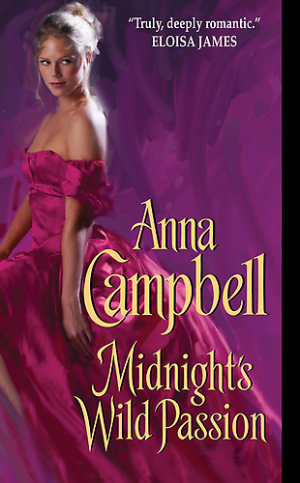 REVIEW: Midnight's Wild Passion by Anna Campbell