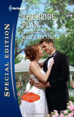 REVIEW: The Bride Plan by Kasey Michaels