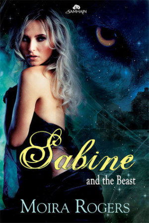 REVIEW: Sabine and the Beast by Moira Rogers