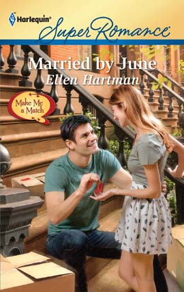 REVIEW: Married by June by Ellen Hartman