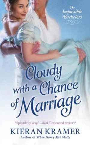 REVIEW: Cloudy with a Chance of Marriage by Kiernan Kramer