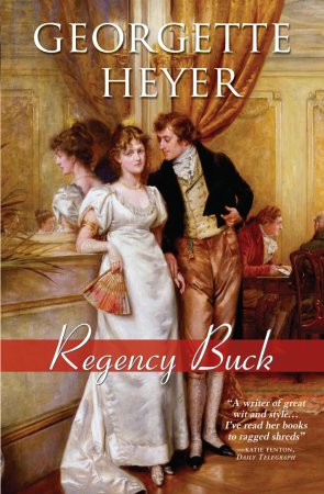 REVIEW: Regency Buck by Georgette Heyer