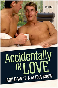REVIEW: Accidentally in Love by Jane Davitt and Alexa Snow