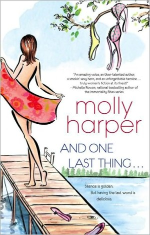 REVIEW: And One Last Thing… by Molly Harper