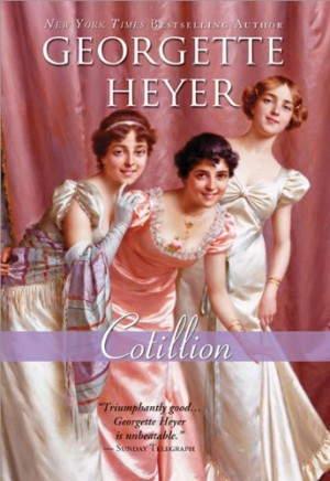 REVIEW: Cotillion by Georgette Heyer