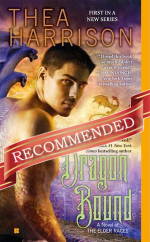 REVIEW: Dragon Bound by Thea Harrison