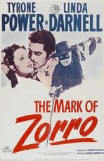 Friday Film Review: The Mark of Zorro