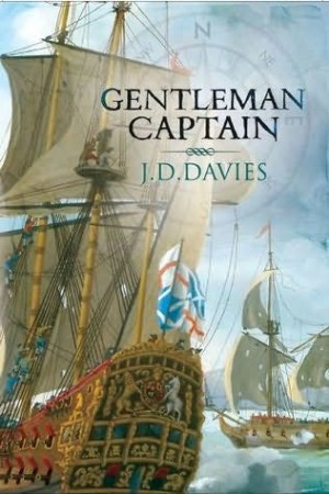 REVIEW: Gentleman Captain by JD Davies