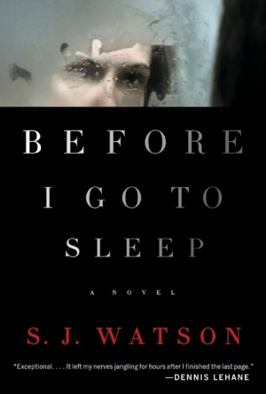 REVIEW: Before I Go to Sleep by S.J. Watson