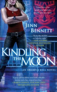 Kindling the Moon by Jenn Bennett