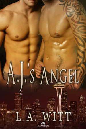 REVIEW: AJ's Angel by L.A. Witt