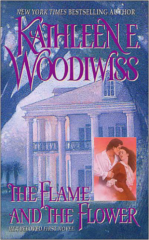 REVIEW: The Flame and the Flower by Kathleen Woodiwiss