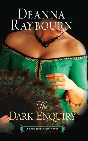 REVIEW: The Dark Enquiry by Deanna Raybourn