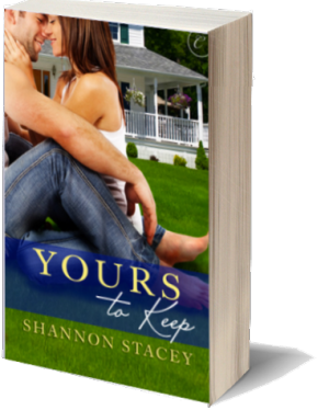 UPDATED with WINNERS STC: Yours to Keep by Shannon Stacey & Giveaway