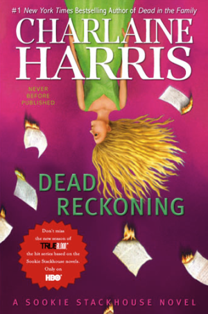 REVIEW: Dead Reckoning by Charlaine Harris