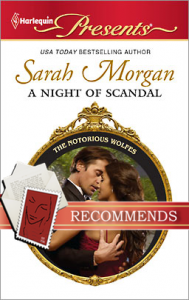 A Night of Scandal  by 	Sarah Morgan
