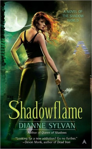 REVIEW: Shadowflame by Dianne Sylvan