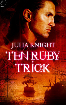 GUEST REVIEW: Ten Ruby Trick by Julia Knight