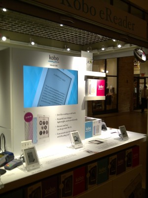 Wednesday Midday Links: Kobo Launches in Germany