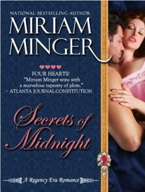 Guest Backlist Review:  Secrets of Midnight by Miriam Minger