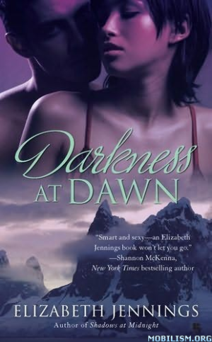 REVIEW: Darkness at Dawn by Elizabeth Jennings