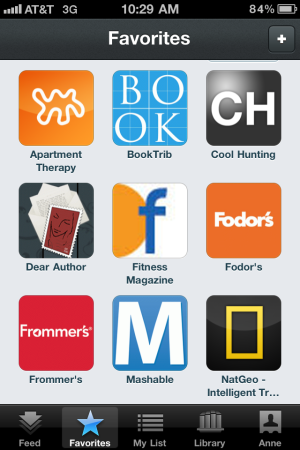 Tuesday Midday Links: Scribd Launches New Reading App with Dear Author Featured