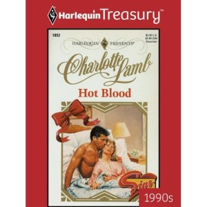 Sunita's 2011 TBR Challenge: Hot Blood by Charlotte Lamb