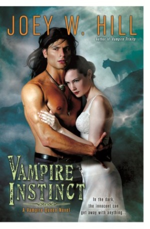 REVIEW: Vampire Instinct by Joey W. Hill